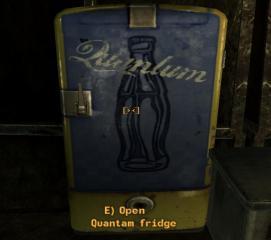 Nuka Quantum Fridge