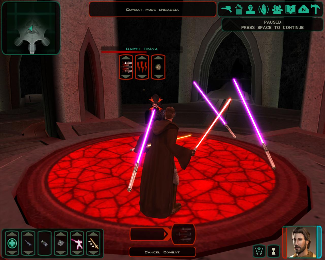 Darth Traya Improved Knights Of The Old Republic 2 Mods Images