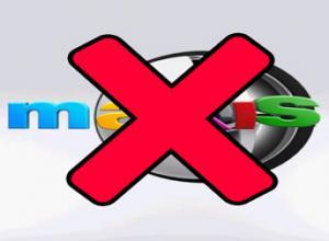 No Maxis Logo