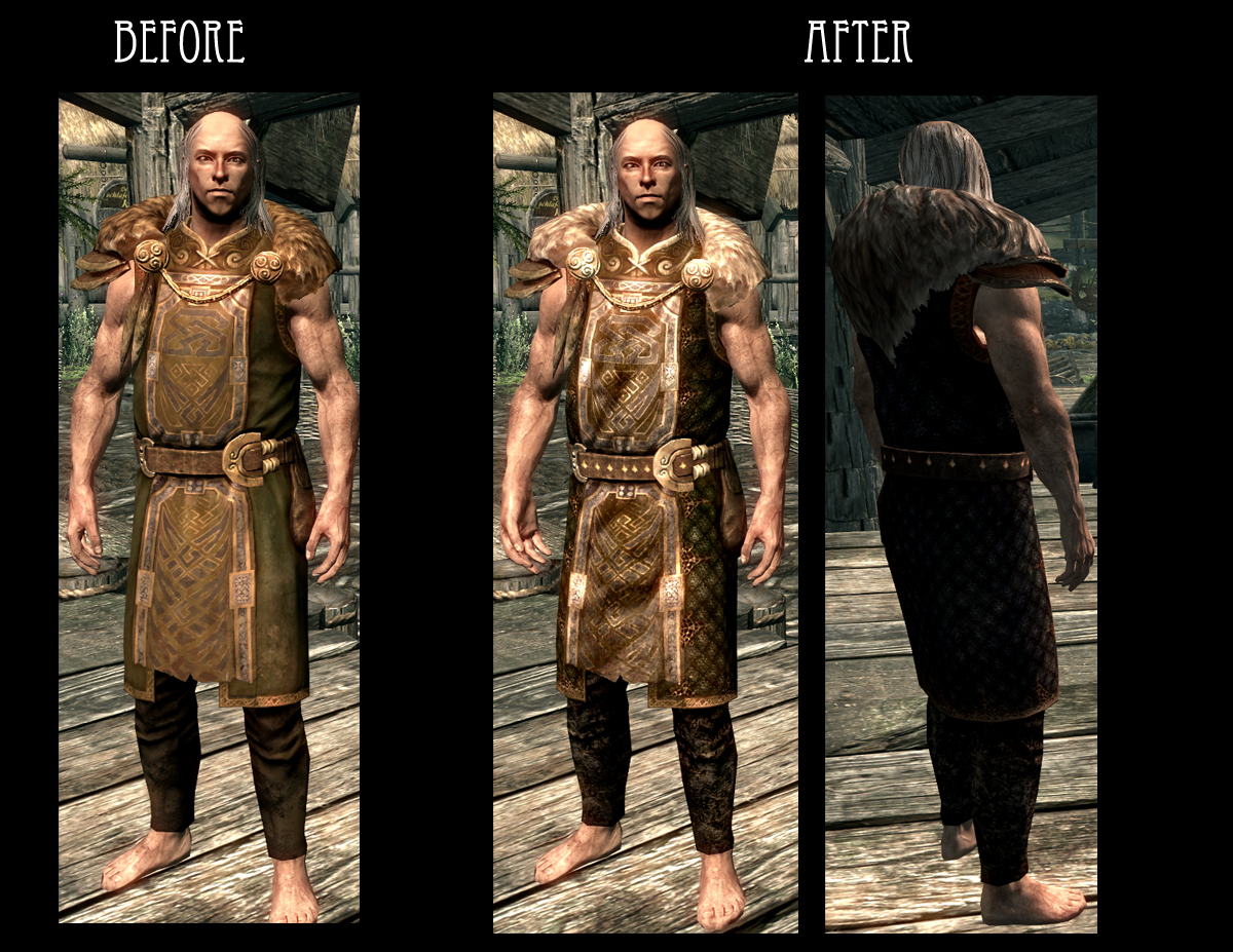 Common Clothes (by FranklinZunge for SSE) at Skyrim