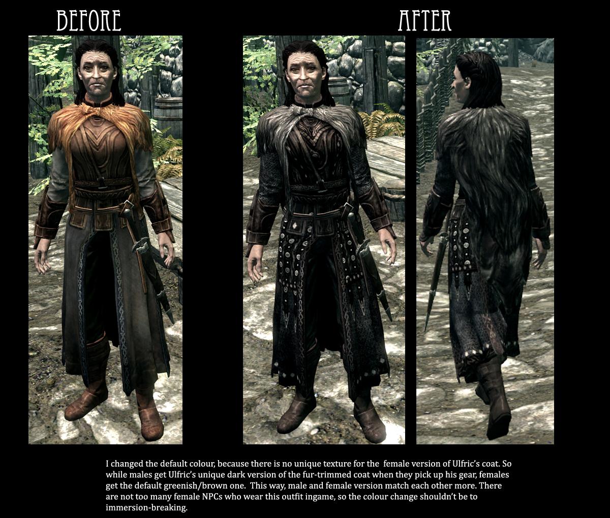 Skyrim modern clothes mod