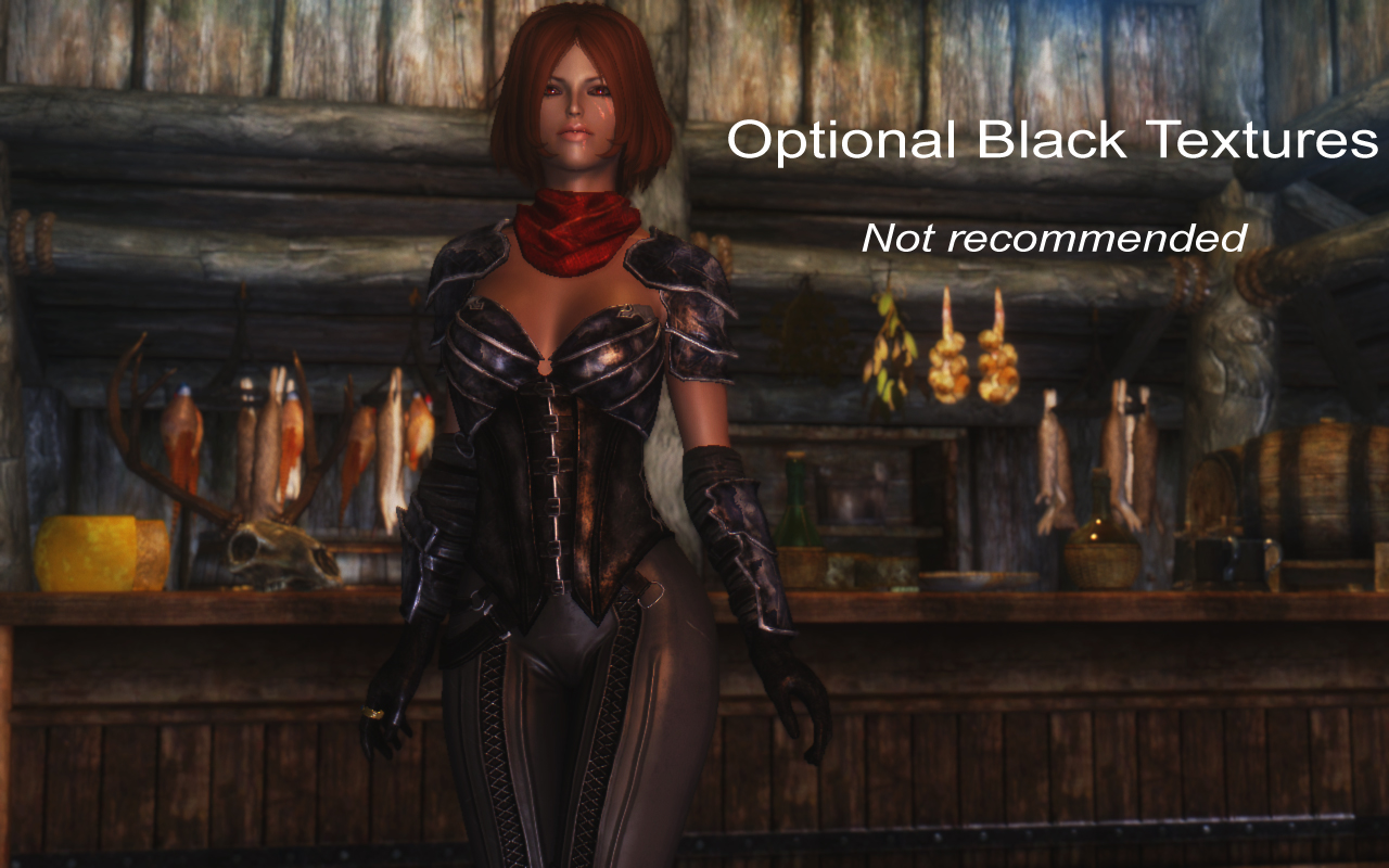 Demon Hunter Elder Scrolls Skyrim Armor Images