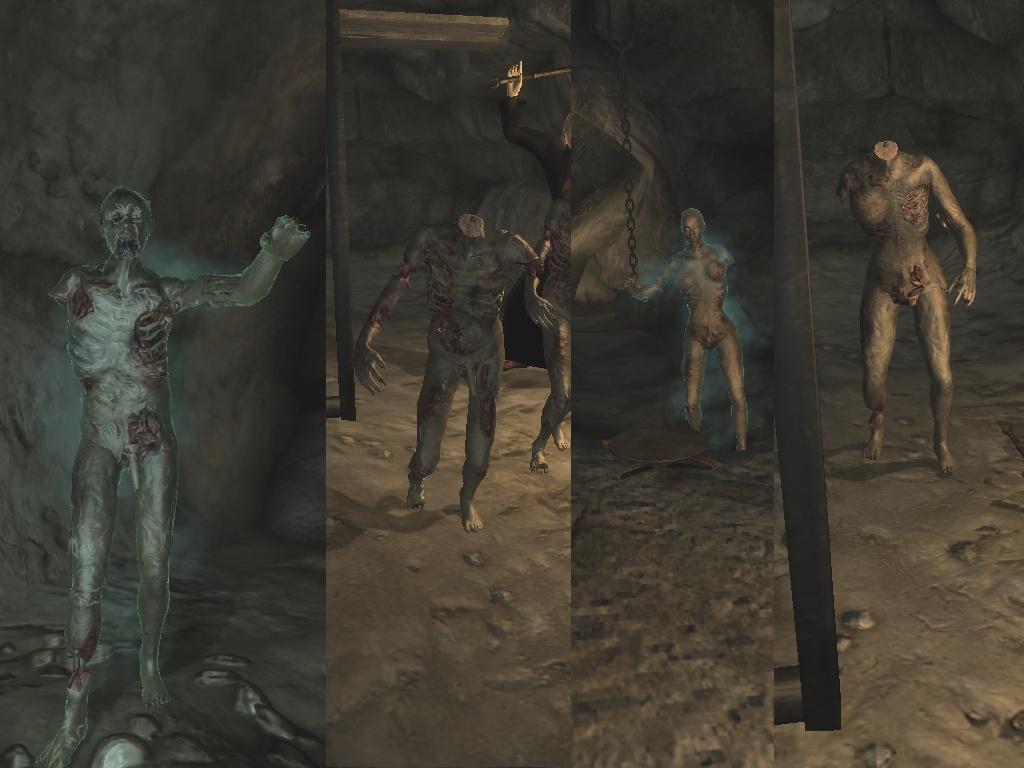 Oblivion sexualized monsters - Elder Scrolls Oblivion Overhauls Images.
