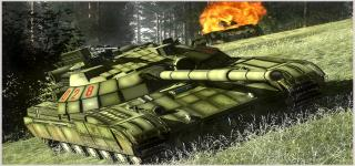 RHS T64 MBT