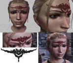 Tattoo 17 - Head