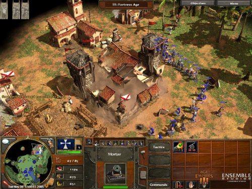how to build a bank in age of empires 3