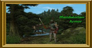 Oblivion Mandalorian Armor