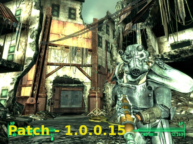 Unofficial fallout 3 patch 15 download