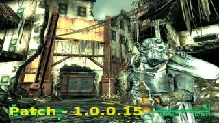 Fallout 3 Patch 1.0.0.15
