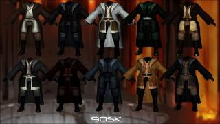 90SKs Ultimate Robe Pack