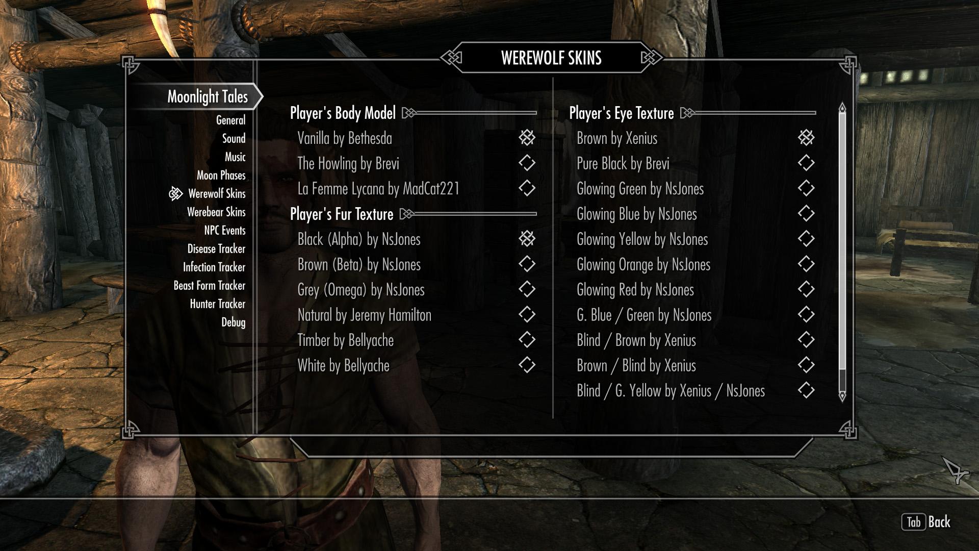 Moonlight Tales - Elder Scrolls Skyrim Mods Images