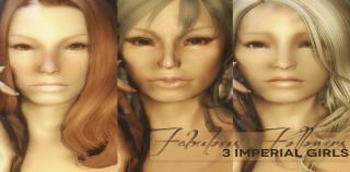 Fabulous Followers 3 Imperial Girls