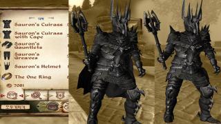 Saurons Armor Chest