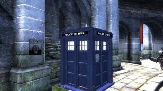 Tardis Mobile Home