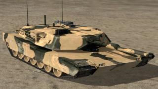 DMK M1A1 Abrams RACS
