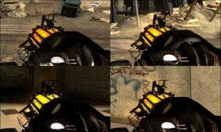 Gravity Gun ReTexture