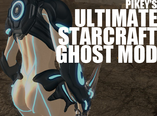 Starcraft Ghost Mod - Fallout New Vegas Armor Images - Page 2