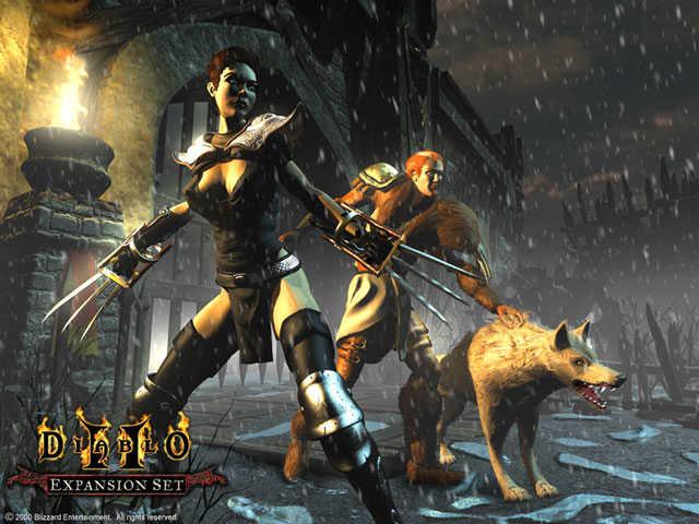 Diablo 2 lod patch diablo 2 images - Diablo 2 lord of destruction wallpaper ...