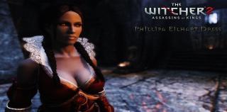 Witcher Dress