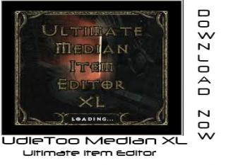 UdieToo MedianXL Editor