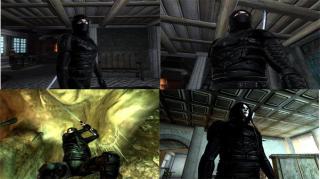Dark Brotherhood Elite Armor
