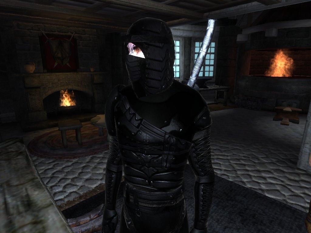 Dark Brotherhood Elite Armor - Elder Scrolls Oblivion Images