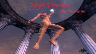 High Priestess ala Montana