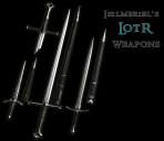 LOTR Weapons Collection