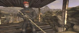 Dragonskin Tactical Outfit NCR Replacement