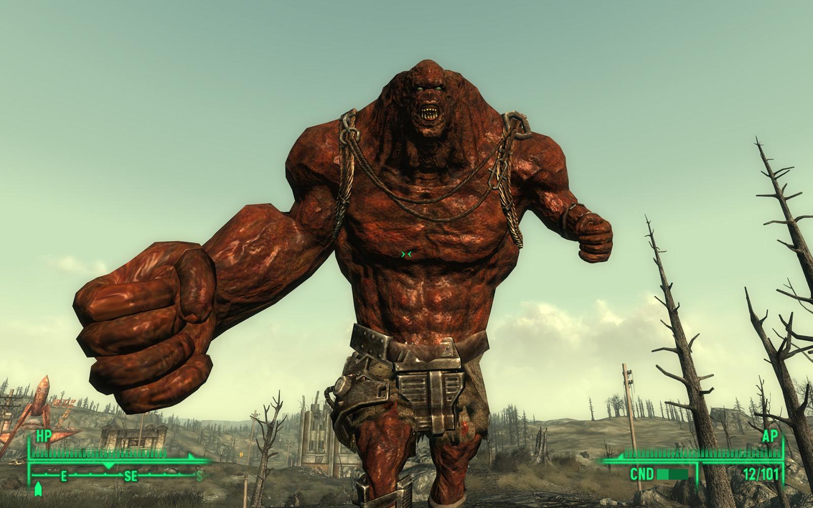 Marts Mutant Mod - Fallout 3 Overhauls Images
