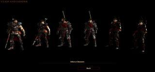 Dark Champion Armor Request