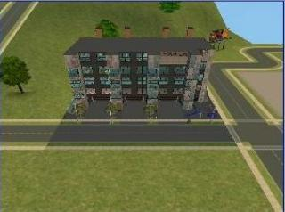 Garage Tech Apartments