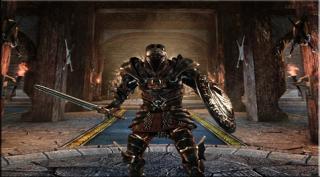 Warden Armor Retexture