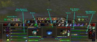 NUI - World of Warcraft UI Mods