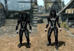 N7 Fury armor for Elder Scrolls Skyrim