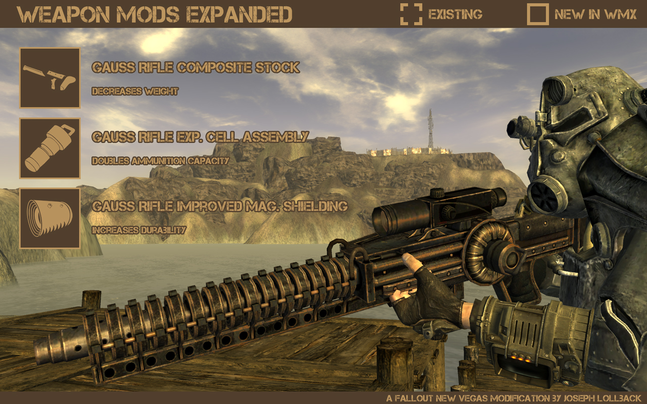 how to get pew pew fallout new vegas