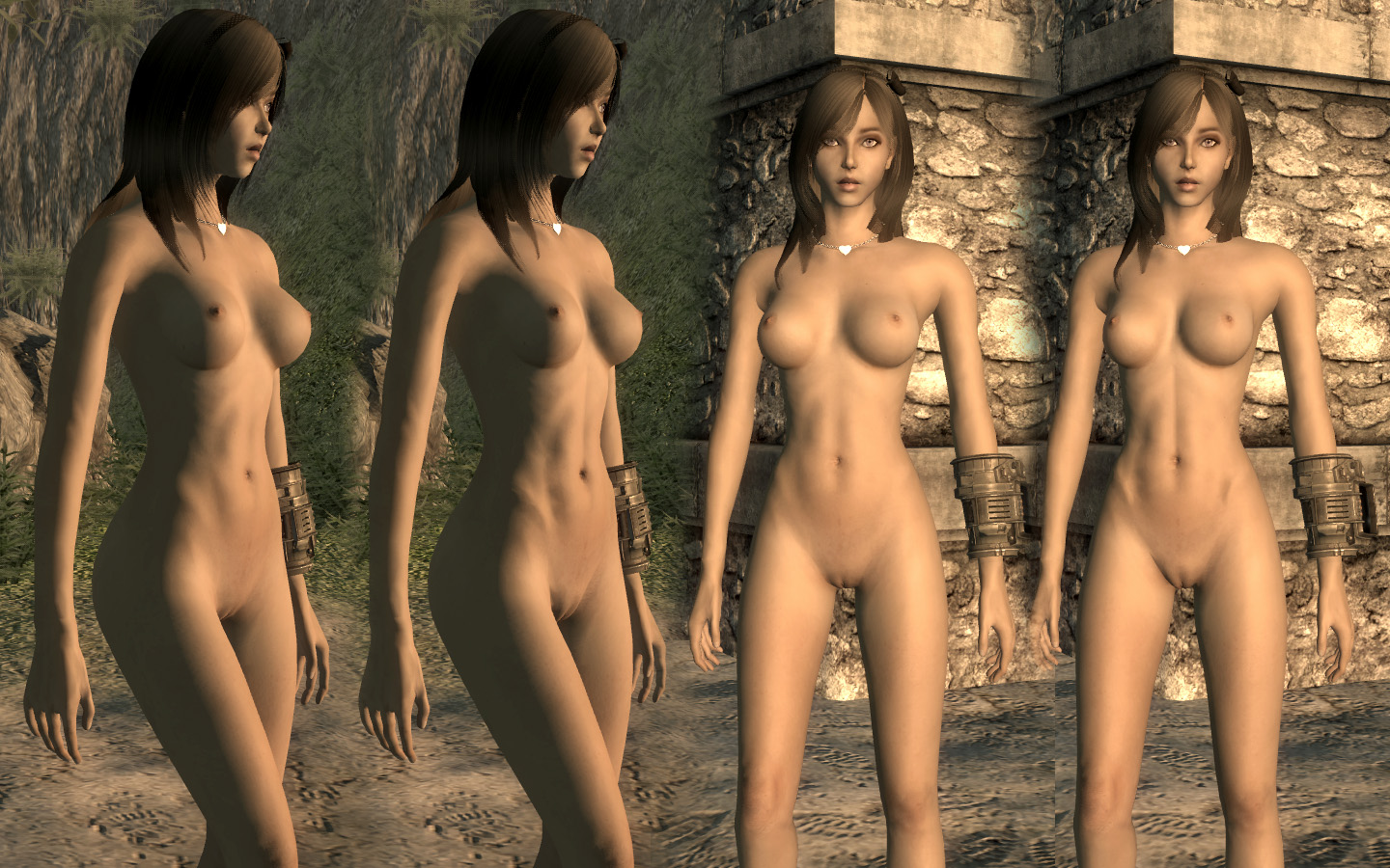 Nudepatch net fallout 3 clothes nude addon pron galleries