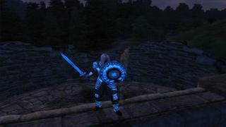 Elemental Glass Armor