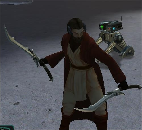 Knights Of The Old Republic Battle Droid Mods 33