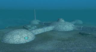 Bravil Sea Domes