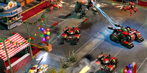 RA2 v1006 EN patch Command Conquer: Red Alert 2