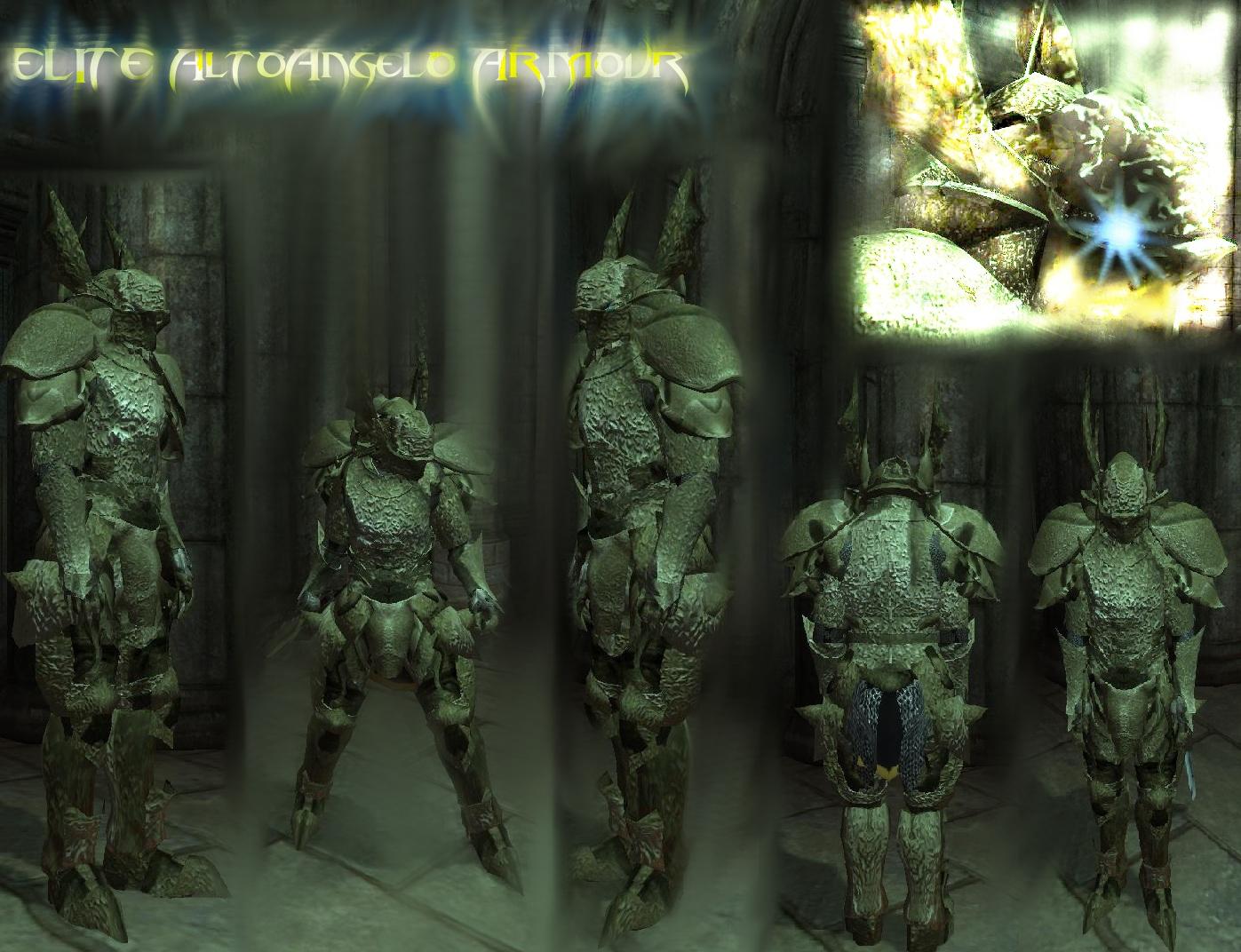 Oblivion Male Mods Oblivion Male Armor Mods