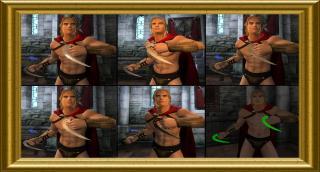 Riddick Saber Claws