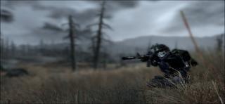 Ghost Combat Helmet