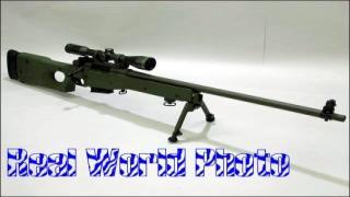 L96A1 Sniper