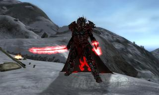 Dread Knight Armor ReTexture