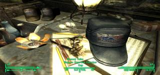 Mojave Express Courier Cap