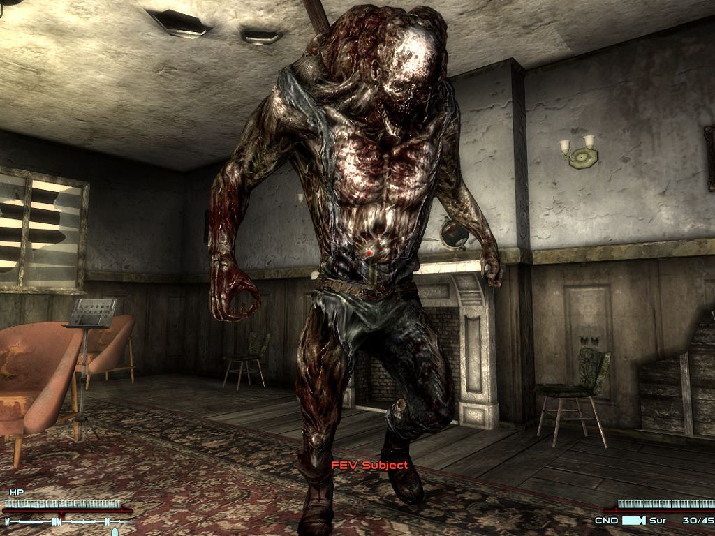 Monster Mod Fallout New Vegas Images