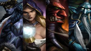 Dota Allstars Warcraft 3 Mods