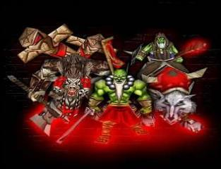Warcraft 3 Gigantic Map Pack